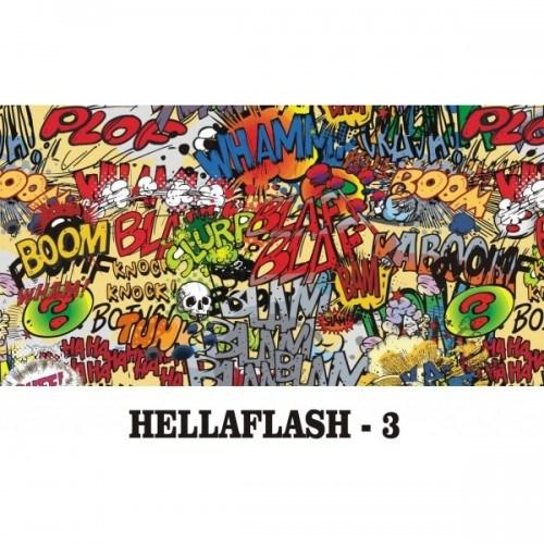 Sticker Masters Hellaflush-3 Sticker