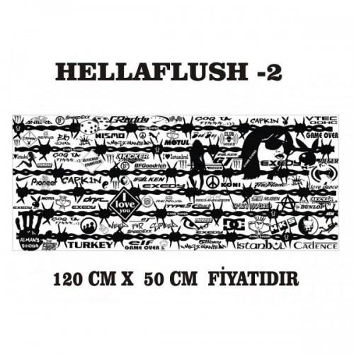Sticker Masters Hellaflush Sticker