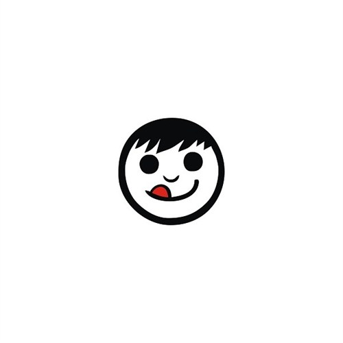 Sticker Masters Face Smile Sticker