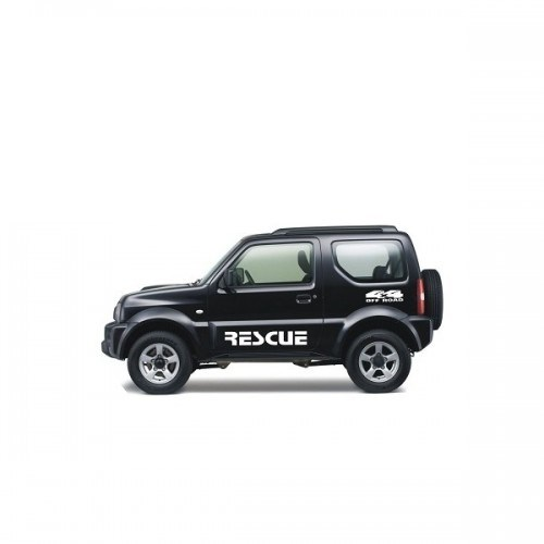 Sticker Masters Suzuki Jimny Sticker -3