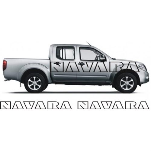 Sticker Masters Nissan Navara Sticker