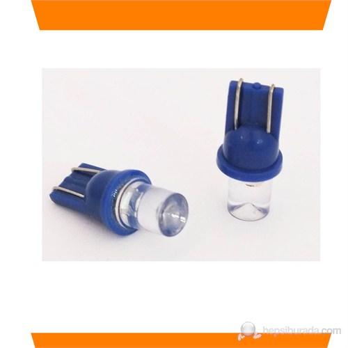 AutoCet 12 v Mavi Ledli Ampül (51545)