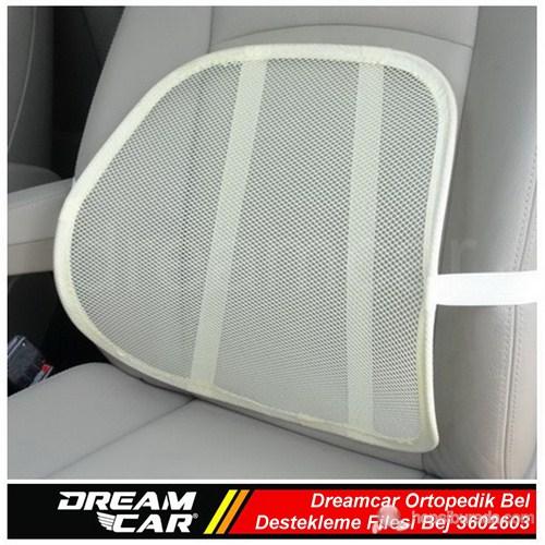 Dreamcar Ortopedik Bel Destekleme Filesi Bej 3602603