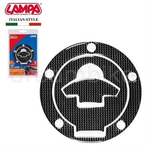 Lampa Ducati İçin Karbon Yakıt Deposu Pad 90007