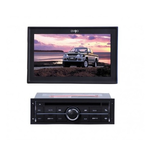 Avgo Mitsubishi L200 4x2 Navigasyon Multimedya Sistemi