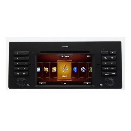 Necvox Dvn-p 1062 Hd Bmw E 39 Platinum 7 Inch Double Din Navigasyonlu Multimedya Cihazi