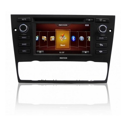 Necvox Dvn-p 1061 Hd Bmw E 90 Digital+manual Platinum 7 Inch Double Din Navigasyonlu Multimedya Ciha
