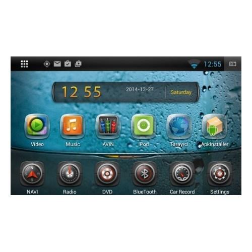 Naviin NVN 503 Volkswagen 8 Inch Android Navigasyonlu Multimedya