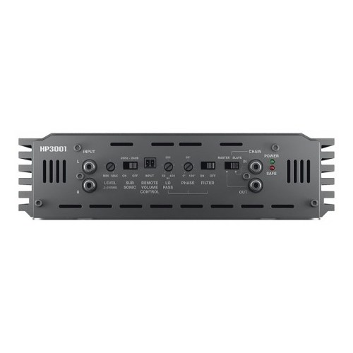 Hertz Spl Show Hp 3001 Amplifikatör