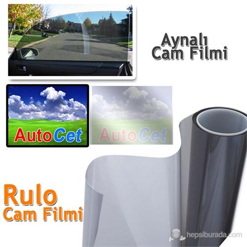 AutoCet 50 cm 6 MT Aynalı Cam Filmi (25387)