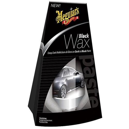 Meguiars Black Siyah Wax