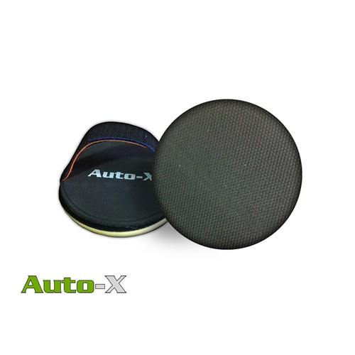 Auto-X Clay Pad Nanoped® M150mm + Auto-X Tutucu 140Mm