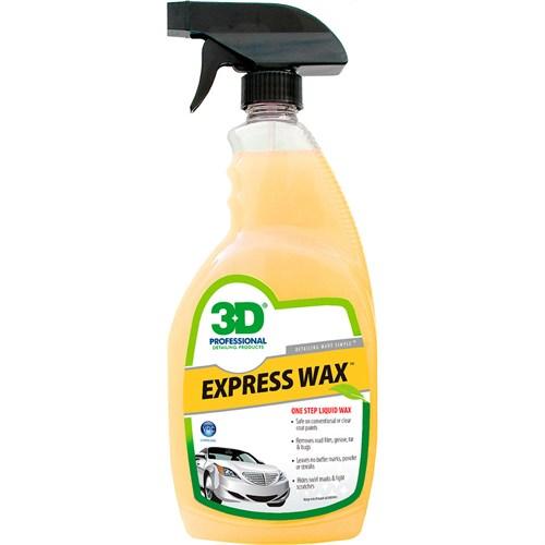 3D Express Wax Hızlı Cila 700 Ml.