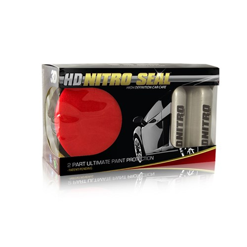 3D Hd Nitro Seal Boya Koruma