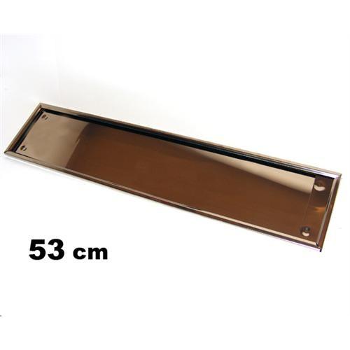 WenCar Paslanmaz Plakalık 53 cm 1004861