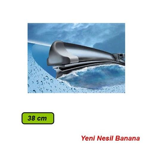 Car Speed Banana Yeni Nesil Silecek Süpürgesi 38 cm