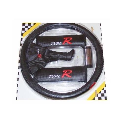 Carsped Sport Direksiyon Kılıfı Seti Lüx Model 1007072