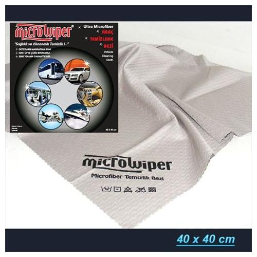 Micro Wiper Ultra Microfiber Araç Temizlik Bezi