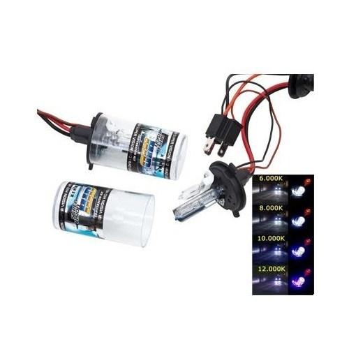 Car Speed Hıd Xenon Ampul H7 6000 Kelvin 2 Li Paket | 115134