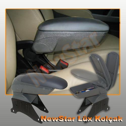 NewStar Yumuşak Çift Fonksiyonlu Uzatılabilir Yumuşak Ara Kolçak Gri | 115177