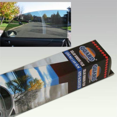 Guard 50 cm 6 MT Çizilmez Cam Filmi Koyu Siyah %20 D.Black