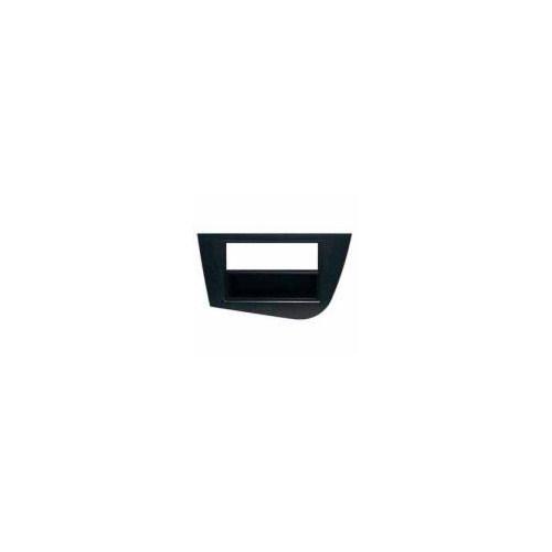 Seat Leon 05 Sonrası Oto Teyp Çerçevesi - Siyah