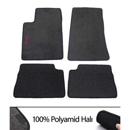 Z tech Hyundai Getz Araca Özel Halı Paspas