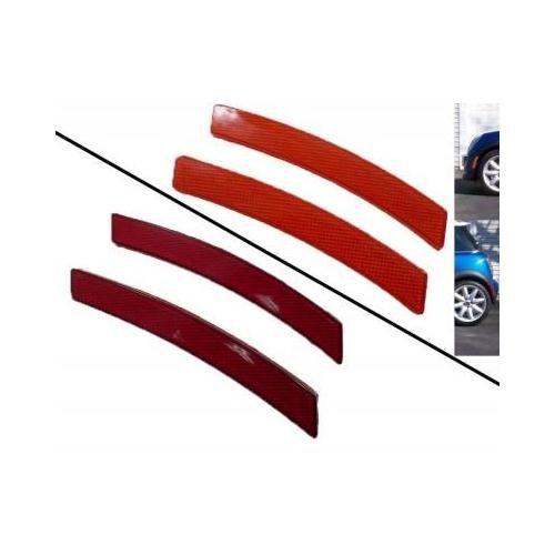 M tec American tip 4 lü tampon lambası (led ışıklı)
