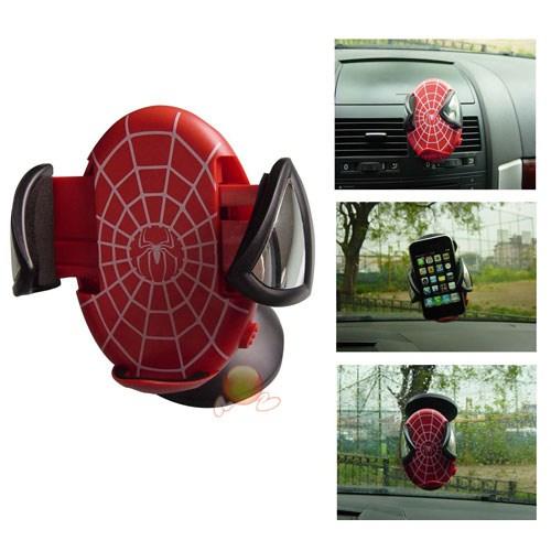 Dreamcar Pda/Telefon Tutucu Spider Spralli Vantuzlu 01400