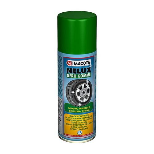 Macota Nelux Lastik Temizleyici Ve Parlatıcı 200 Ml. 0417004