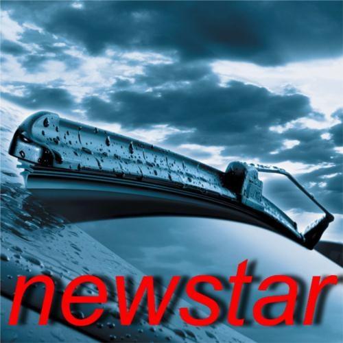 Newstar Muz Tip Silecek Universal (Yeni Nesil Banana Tip) 70 cm. 20061