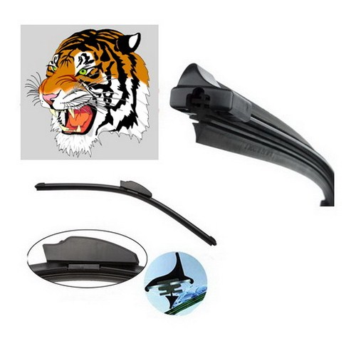 Dreamcar Tiger Crystal Muz Tip Silecek Seti Renault Megane/Laguna İçin 600 Mm-450 Mm 20120