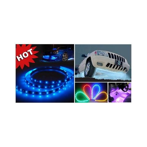 Dreamcar Elastik Led Neon Lamba 60 Cm. Mavi 2'li 3539602