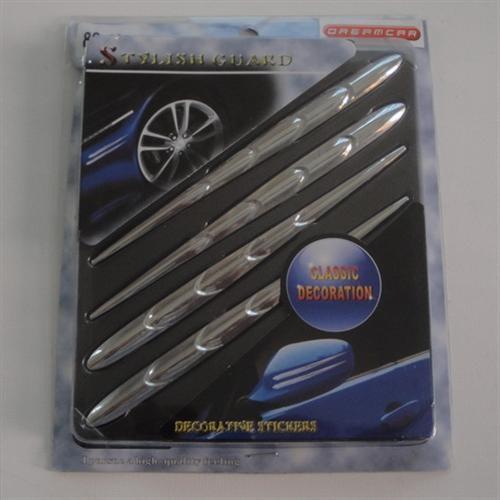 Dreamcar Rally Krom Sticker 4'lü 80185