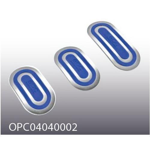 Sparco Progetto Corsa Urban Pedal Seti Mavi OPC04040002