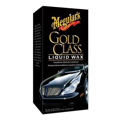 Meguiar's Gold Class™ Clear Coat Liquid Wax (Koruyucu Sıvı Wax)