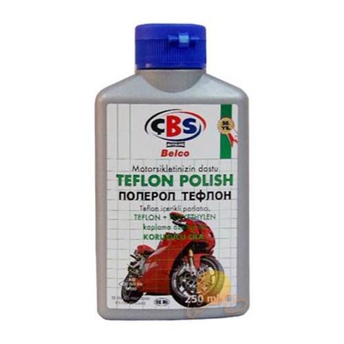Çbs Belco Motorsiklet Teflon'lu LİKİT CİLA 095614