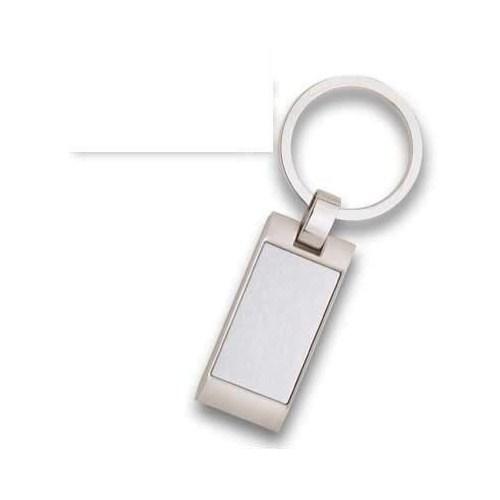 ModaCar Metal Dikdörtgen Anahtarlık 841409