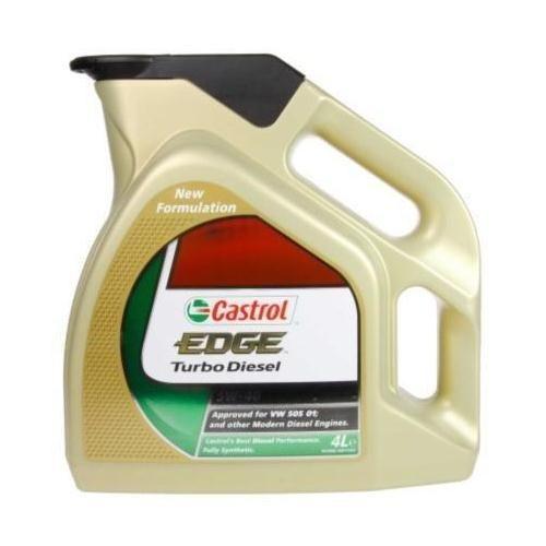 Castrol Edge 85C059 Turbo Dizel 5W/40 4 lt Motor Yağı
