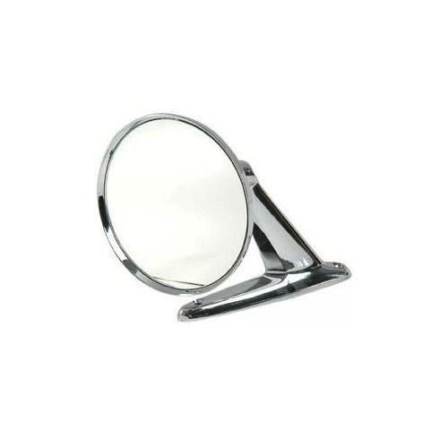 Carub Amerikan Yuvarlak Model Dış Ayna