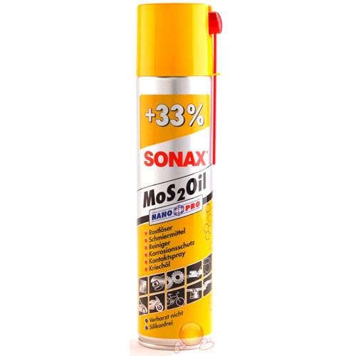 Sonax Nano Mos2 Koruyucu 339400 400.ML