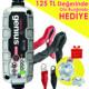 Noco Genius G1100 6V/12V 40Ah Ultrasafe Akıllı Akü Şarj Ve Akü Bakım (Oto Buzdolabı Hediyeli)