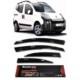 2 Li Fiat Fiorino Sport Style Sunplex Cam Rüzgarlığı