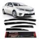 4 Lü Toyota Corolla 2013 Ve Sonrası Ön-Arka Sport Stlye Sunplex Cam Rüzgarlığı