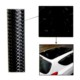 Süslenoto 3 Boyutlu Siyah Hava Kanalli 152Cmx1Mt Rulo