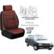 Süslenoto Fiat Doğan Sedan 1988 Ve Sonrası Kırmızı Oto Koltuk Kılıfı Ortopedik