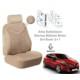 Süslenoto Renault Clio 4 Hb 2012 Ve Sonrası Bej Oto Koltuk Kılıfı Ortopedik