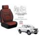 Süslenoto Toyota Hilux Pick-Up Çift Kabin 2012 Ve Sonrası Kırmızı Oto Koltuk Kılıfı Ortopedik