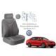 Süslenoto Volkswagen Jetta Sedan 2010 Ve Sonrası Gri Oto Koltuk Kılıfı Ortopedik