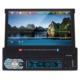 Piranha Titan X Type Otomatik Gizlenebilen Panel / Bluetoothlu / Radyolu / USB / SD Kart Girişli / Mp5 Çalar